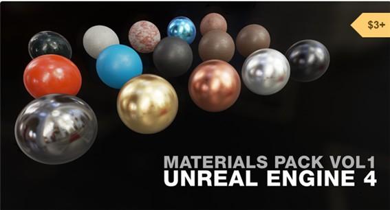 애플파일 - [모델링 소스] Unreal Engine 4 Marketplace Bundle 1 Mar 2019